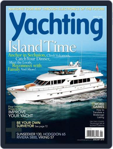 Yachting (Digital) December 28th, 2009 Issue Cover