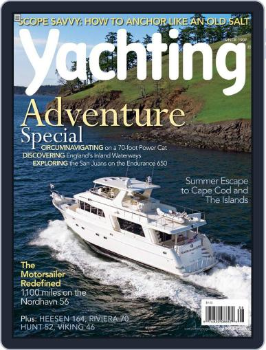 Yachting (Digital) July 18th, 2009 Issue Cover