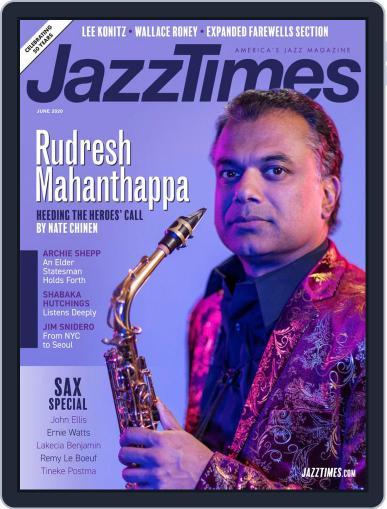 JazzTimes (Digital) June 1st, 2020 Issue Cover