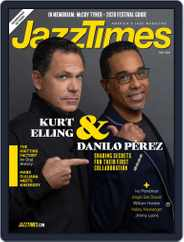 JazzTimes (Digital) Subscription May 1st, 2020 Issue