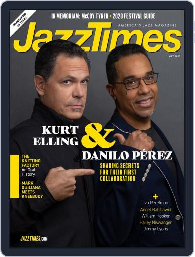 JazzTimes (Digital) May 1st, 2020 Issue Cover