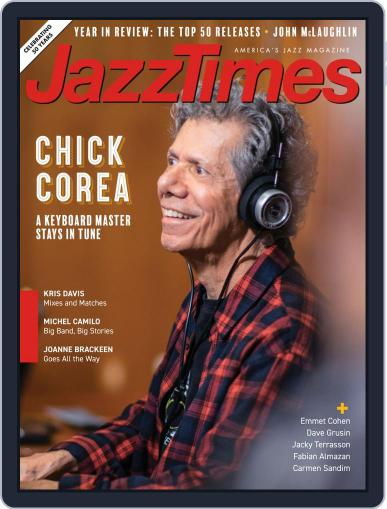 JazzTimes (Digital) January 1st, 2020 Issue Cover