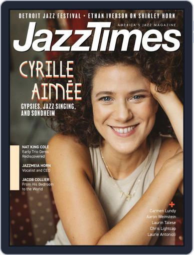 JazzTimes (Digital) December 1st, 2019 Issue Cover