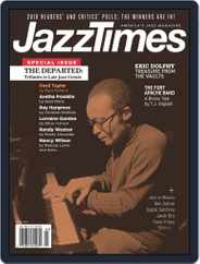 JazzTimes (Digital) Subscription March 1st, 2019 Issue