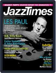 JazzTimes (Digital) Subscription July 1st, 2015 Issue