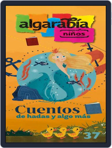 Algarabía Niños (Digital) March 1st, 2020 Issue Cover