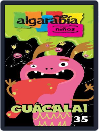 Algarabía Niños (Digital) November 1st, 2019 Issue Cover