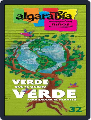 Algarabía Niños (Digital) May 14th, 2019 Issue Cover