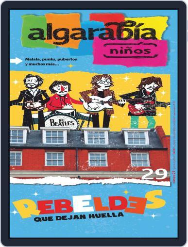 Algarabía Niños (Digital) November 1st, 2018 Issue Cover