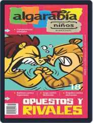 Algarabía Niños (Digital) Subscription November 1st, 2016 Issue