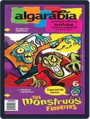 Algarabía Niños (Digital) Subscription September 5th, 2014 Issue