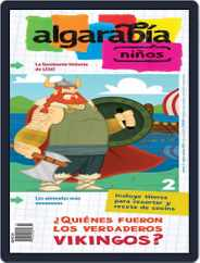 Algarabía Niños (Digital) Subscription August 30th, 2013 Issue