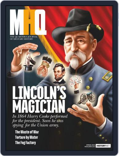 MHQ: The Quarterly Journal of Military History (Digital) January 18th, 2019 Issue Cover