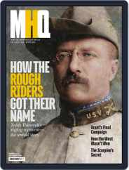 MHQ: The Quarterly Journal of Military History (Digital) Subscription April 16th, 2018 Issue