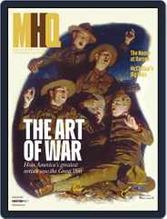 MHQ: The Quarterly Journal of Military History (Digital) Subscription October 1st, 2017 Issue