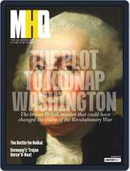 MHQ: The Quarterly Journal of Military History (Digital) Subscription April 1st, 2017 Issue