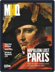 MHQ: The Quarterly Journal of Military History (Digital) Subscription August 9th, 2016 Issue