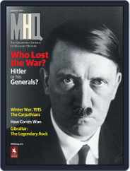 MHQ: The Quarterly Journal of Military History (Digital) Subscription May 6th, 2014 Issue