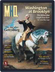 MHQ: The Quarterly Journal of Military History (Digital) Subscription May 7th, 2013 Issue