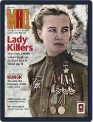 MHQ: The Quarterly Journal of Military History (Digital) Subscription April 3rd, 2013 Issue