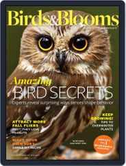 Birds & Blooms (Digital) Subscription October 1st, 2018 Issue