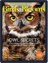 Birds & Blooms (Digital) Subscription October 1st, 2017 Issue
