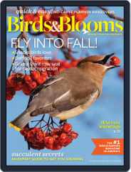 Birds & Blooms (Digital) Subscription October 1st, 2016 Issue