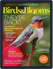 Birds & Blooms (Digital) Subscription May 3rd, 2016 Issue