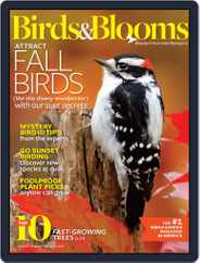 Birds & Blooms (Digital) Subscription October 1st, 2015 Issue