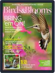 Birds & Blooms (Digital) Subscription June 1st, 2015 Issue