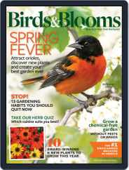 Birds & Blooms (Digital) Subscription March 11th, 2015 Issue