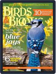 Birds & Blooms (Digital) Subscription January 7th, 2015 Issue