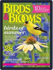 Birds & Blooms (Digital) Subscription July 10th, 2014 Issue