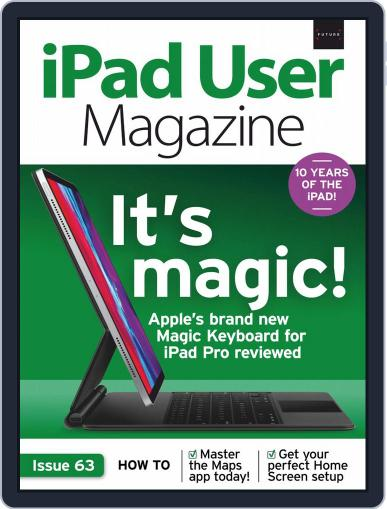 Ipad User (Digital) June 1st, 2020 Issue Cover