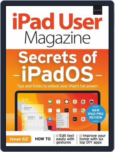 Ipad User (Digital) April 1st, 2020 Issue Cover