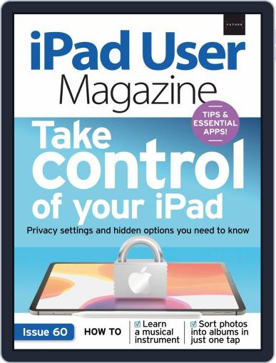 Ipad User (Digital) January 1st, 2020 Issue Cover