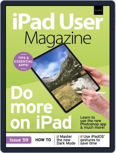 Ipad User (Digital) November 1st, 2019 Issue Cover