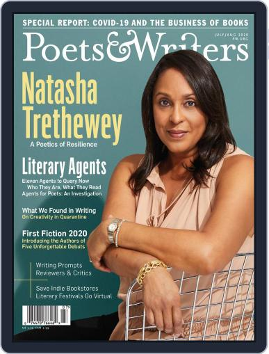Poets & Writers (Digital) July 1st, 2020 Issue Cover
