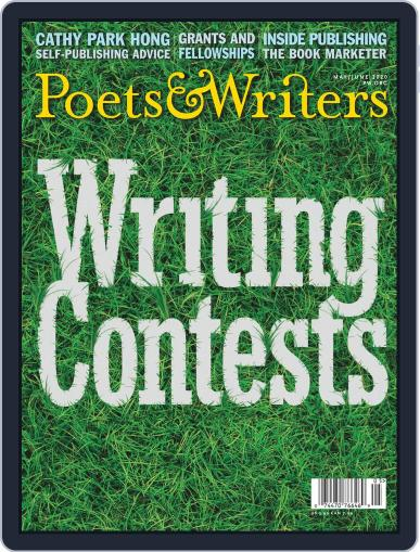 Poets & Writers (Digital) May 1st, 2020 Issue Cover