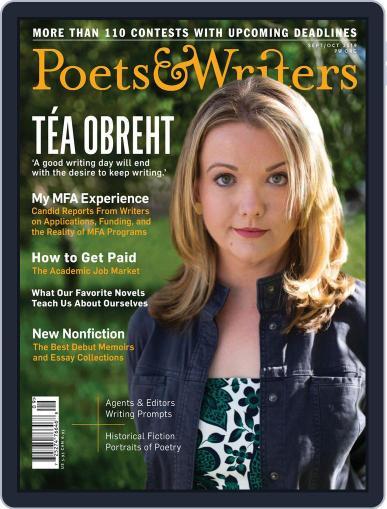 Poets & Writers (Digital) September 1st, 2019 Issue Cover