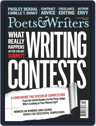Poets & Writers (Digital) May 1st, 2019 Issue Cover