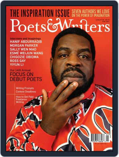 Poets & Writers (Digital) January 1st, 2019 Issue Cover