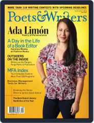 Poets & Writers (Digital) Subscription September 1st, 2018 Issue