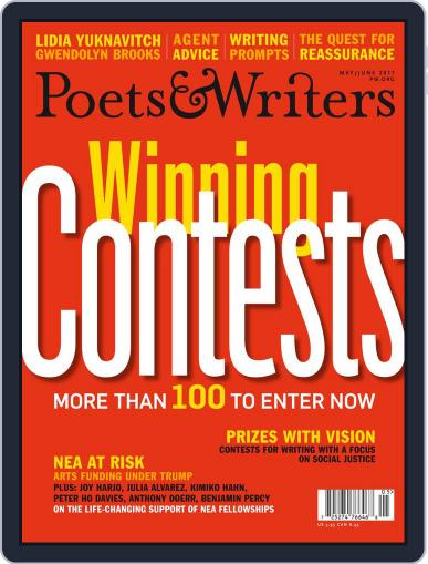 Poets & Writers (Digital) May 1st, 2017 Issue Cover