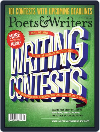 Poets & Writers (Digital) April 13th, 2016 Issue Cover