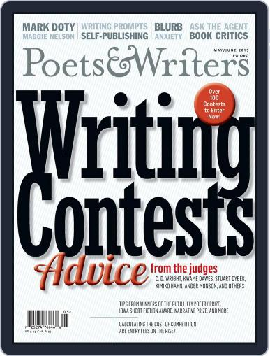 Poets & Writers (Digital) May 1st, 2015 Issue Cover