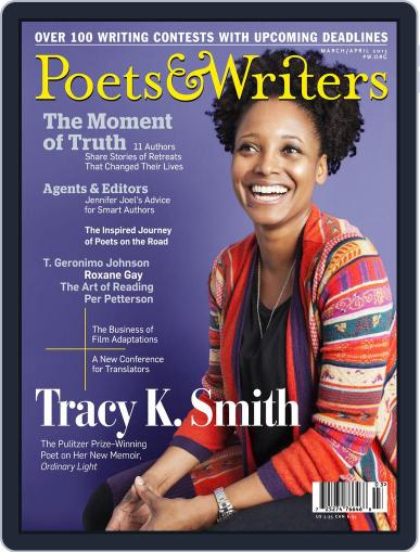 Poets & Writers (Digital) March 1st, 2015 Issue Cover