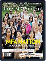 Poets & Writers (Digital) Subscription August 17th, 2011 Issue