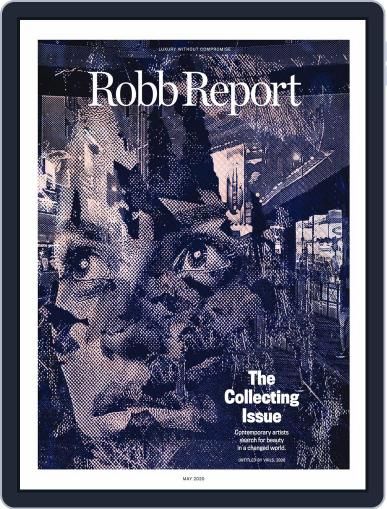 Robb Report (Digital) May 1st, 2020 Issue Cover