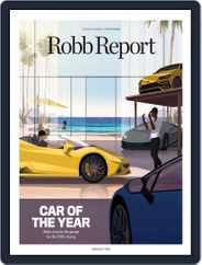 Robb Report (Digital) Subscription February 1st, 2020 Issue